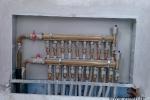 Συλλεκτής θέρμανσης με επενδεδιμένο χαλκό